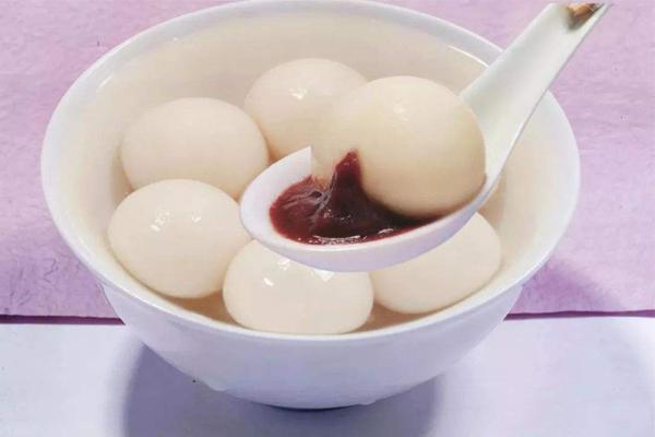 红枣汤圆的做法