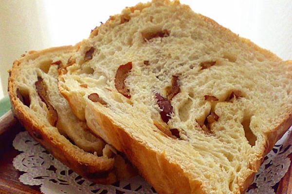 红枣吐司面包的做法