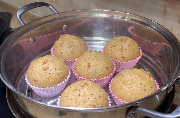 红枣发糕的做法-3