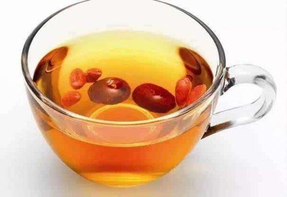 红枣枸杞泡水的功效