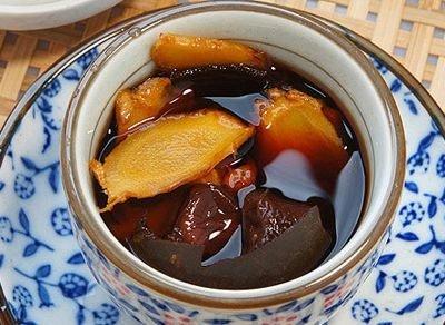 大枣生姜枸杞汤
