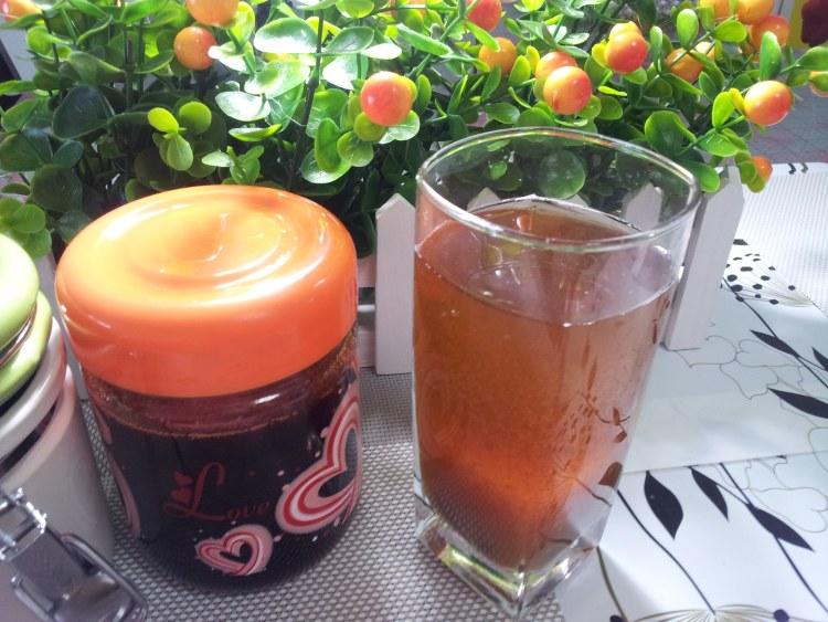 红枣茶的做法