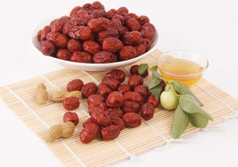 妇女在孕期要多吃红枣